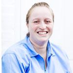 Personalet - Tandklinikassistent Dina - Tandklinik Nørregade: Tandlæge i Maribo, Lolland
